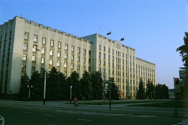 Администрация Краснодарского края - Sputnik Абхазия
