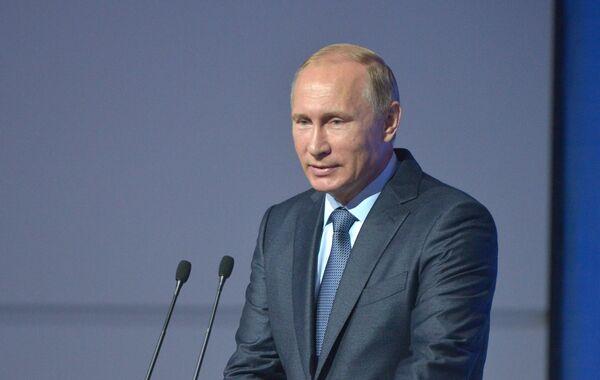 Президент РФ В.Путин - Sputnik Абхазия