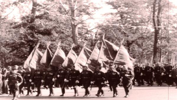 Парад в Берлине, преданный забвению. Съемки 1945 года - Sputnik Абхазия