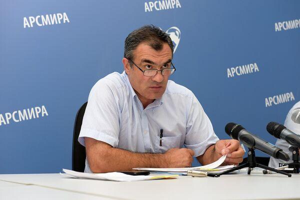 Директор ООО Абхазчай - Sputnik Абхазия