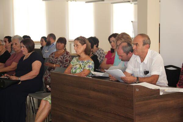 Стратегическая Сессия «Культура Абхазии: актуализация и сохранение» - Sputnik Абхазия