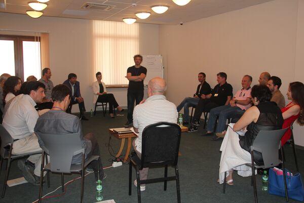 Стратегическая Сессия Культура Абхазии: актуализация и сохранение - Sputnik Абхазия