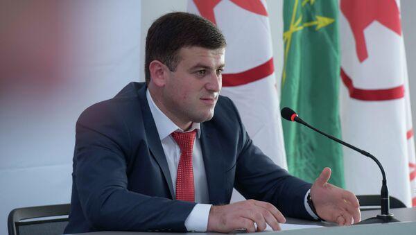 Георгий Габуния. - Sputnik Аҧсны
