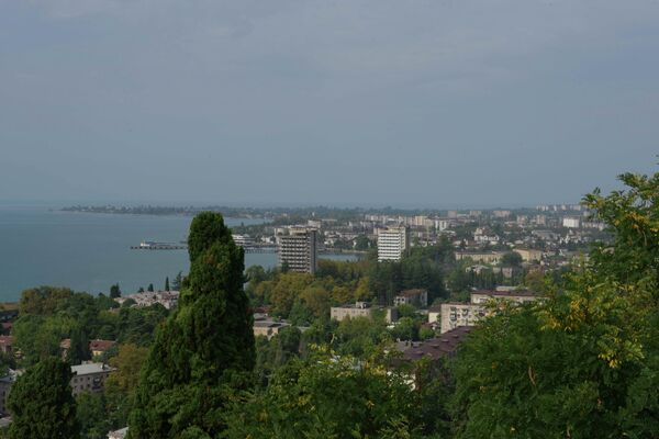 Замок Баграта. - Sputnik Абхазия
