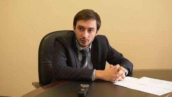 Алмас Тания рассказал о задачах инвестиционного агентства - Sputnik Абхазия
