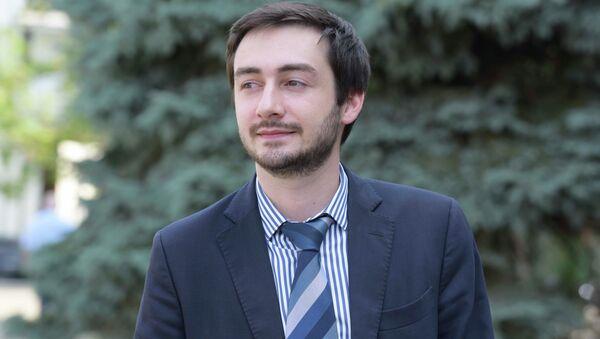 Руководитель Государственного инвестиционного агентства при Министерстве экономики Республики Абхазия Алмас Тания. - Sputnik Абхазия