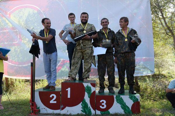 Экипажи из Сухума и Краснодара стали победителями джип-триала - Sputnik Абхазия