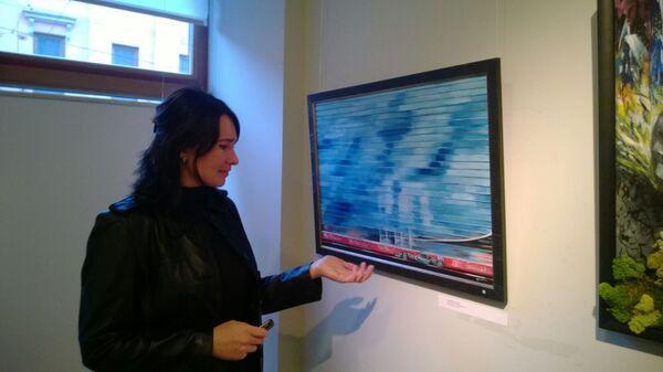 Картины Екатерины Гуськовой выставлены в Санкт-Петербурге - Sputnik Абхазия