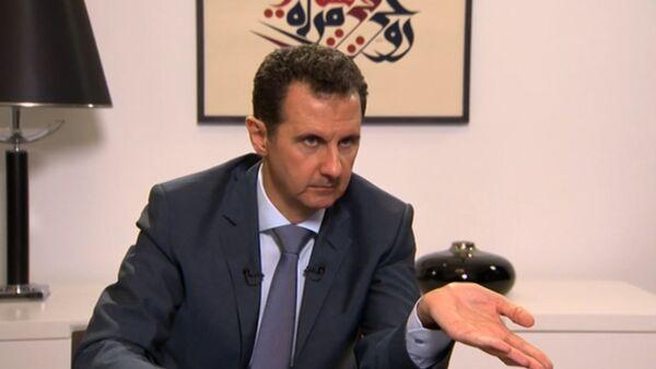 Президент Сирии Башар Асад назвал события в Ираке истоком конфликта в стране - Sputnik Абхазия