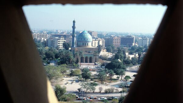 Ирак. Город Багдад - Sputnik Абхазия