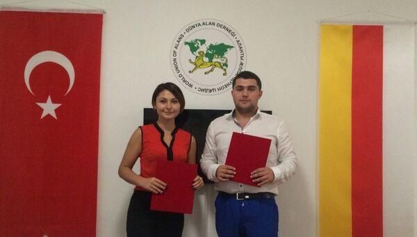 Меморандум обеспечит сотрудничество Sputnik  с осетинской диаспорой - Sputnik Абхазия