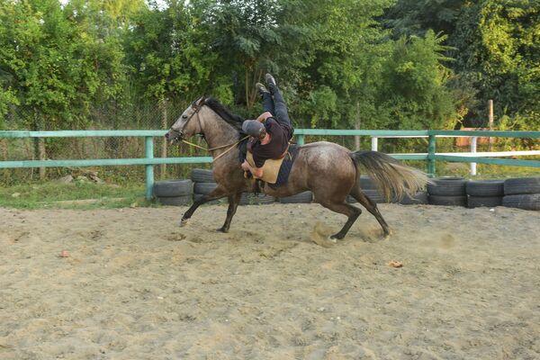 Детско-спортивная конная школа Леон - Sputnik Абхазия