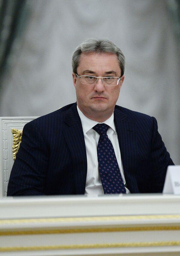 Глава Коми Вячеслав Гайзер. Архивное фото - Sputnik Абхазия