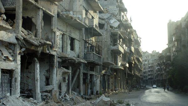 Ситуация в Сирии - Sputnik Абхазия