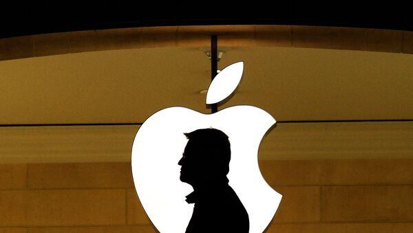 Логотип Apple. - Sputnik Абхазия