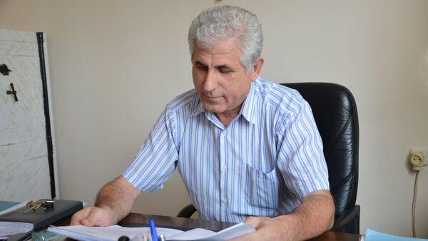 Заместитель Министра внутренних дел Абхазии Вячеслав Кураскуа - Sputnik Абхазия