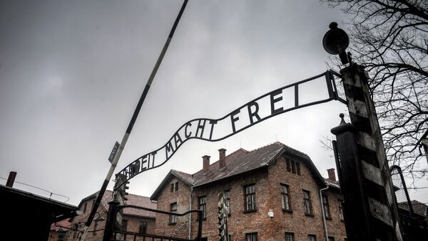 К 70-й годовщине освобождения концлагеря Аушвиц-Биркенау (Освенцим) Красной Армией - Sputnik Абхазия