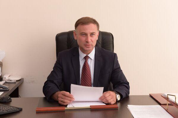 Эдуард Гамисония был назначен заместителем начальника Государственной миграционной службы Республики Абхазия. - Sputnik Абхазия
