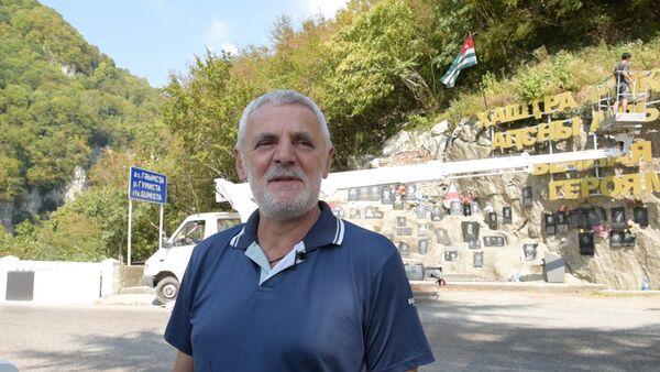Руслан Габлия рассказал о планах по обустройству территории мемориала - Sputnik Абхазия