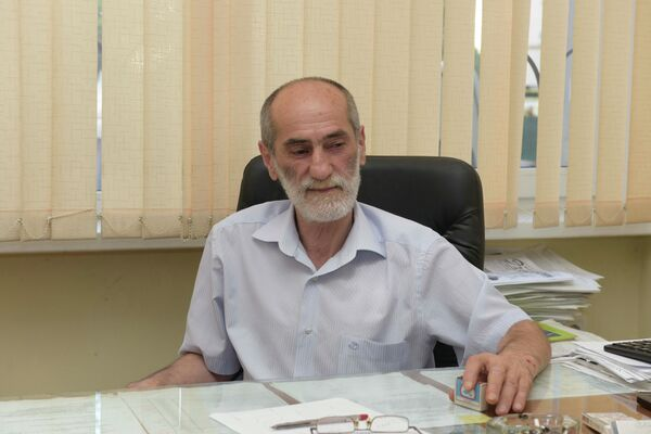 Хварцкия Заур - Sputnik Абхазия
