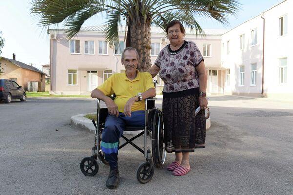 Дом престарелых. - Sputnik Абхазия