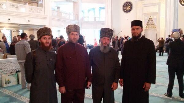 Председатель Единого духовного управления мусульман Абхазии (ЕДУМА) Салих Кварацхелия - Sputnik Абхазия