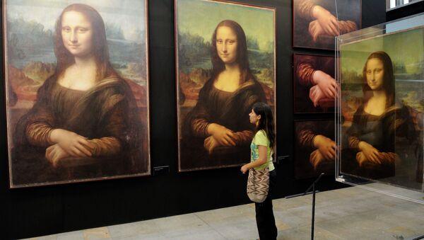 Мона Лиза. Леонардо да Винчи - Sputnik Абхазия