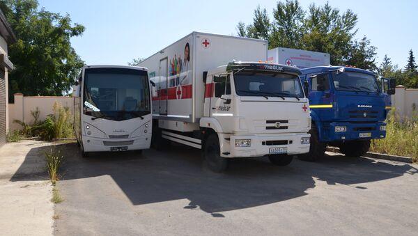 Цахнакия: мобильная поликлиника укомплектована и начнет работу в ноябре - Sputnik Абхазия