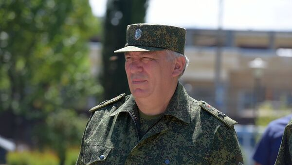 Мираб Кишмария. - Sputnik Абхазия