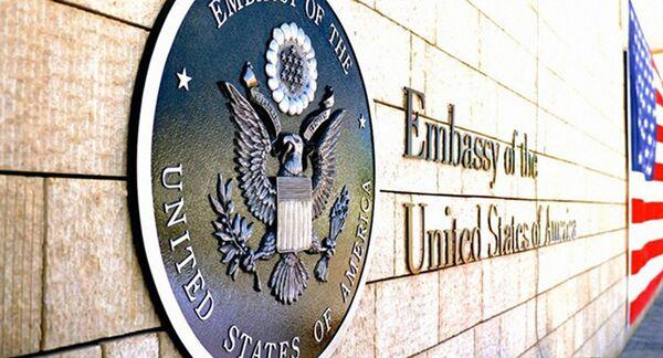 Взрыв у посольства США в Ташкенте - Sputnik Абхазия