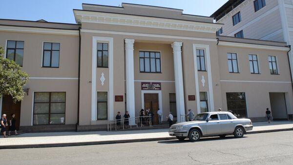 Выставка Женщины в войне открылась в Сухуме - Sputnik Абхазия