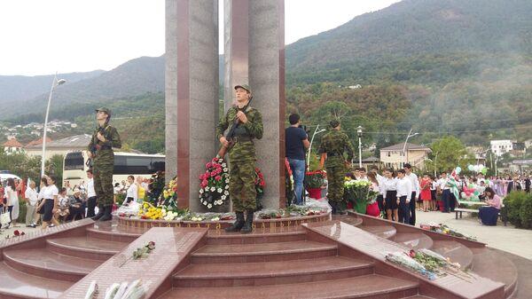 В Гагре отметили 22-ую годовщину со дня Победы - Sputnik Абхазия
