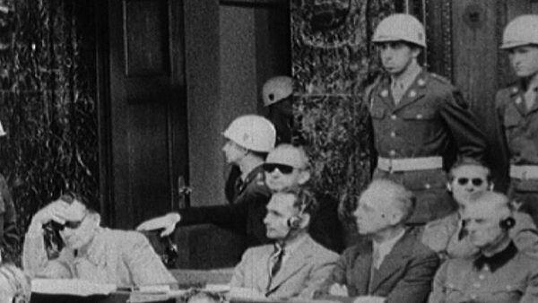 Суд истории. Нюрнбергский процесс 1945-1946 годов - Sputnik Абхазия