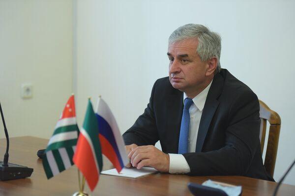 Аԥсны ахада Рауль Ҳаџьымба - Sputnik Аҧсны
