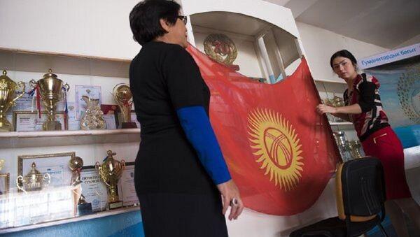 Выборы в Киргизии - Sputnik Абхазия
