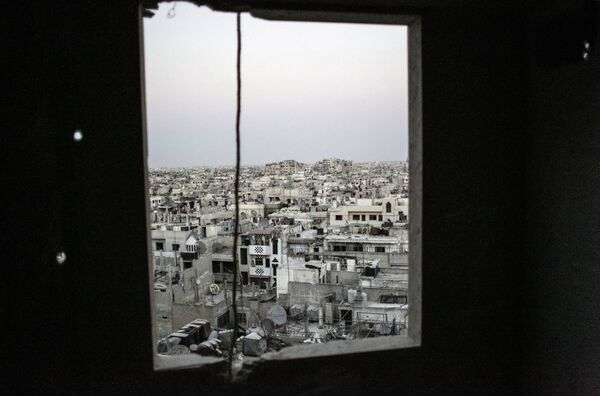 Ситуация в Сирии.Архивное фото - Sputnik Абхазия