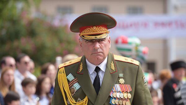Владимир Ануа. - Sputnik Аҧсны