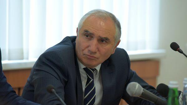 Валерий Бганба. - Sputnik Абхазия