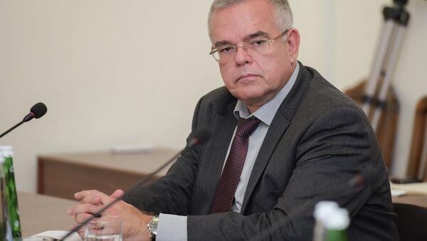 Семен Григорьев. - Sputnik Абхазия