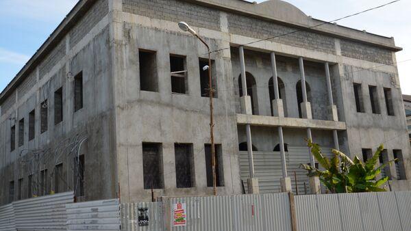 Джикирба: Гудаутский музей ищет средства на завершение строительства - Sputnik Абхазия