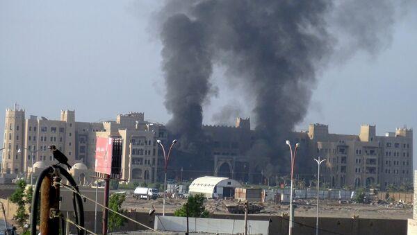 Ситуация в Йемене. - Sputnik Абхазия