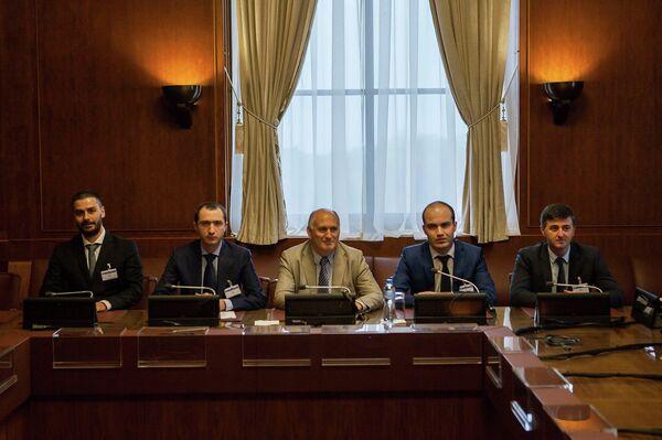 33-й раунд Женевских дискуссий. - Sputnik Абхазия