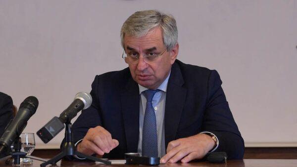 Хаджимба: ИКЦ МВД – это возможность исправить положение дел в стране - Sputnik Абхазия