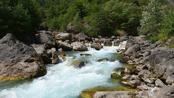 Река Юпсара. - Sputnik Абхазия