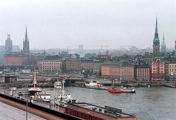 Стокгольм. Архивное фото - Sputnik Абхазия