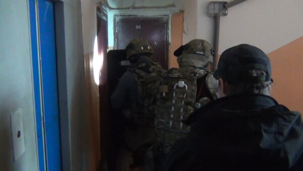 Спутник_Спецоперация НАК по предотвращению теракта в Москве. Видео с места событий - Sputnik Абхазия