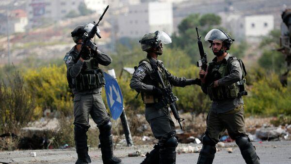 Полиция Израиля. - Sputnik Абхазия