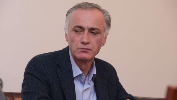 Роман Дбар. - Sputnik Абхазия