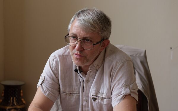 Андрей Топорков. - Sputnik Абхазия