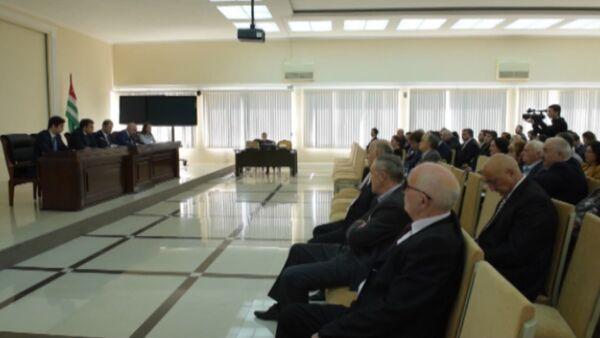 В Минэкономики обсудили итоги проверки подведомственных предприятий - Sputnik Абхазия